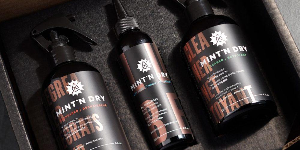 Mint'N Dry, un nouveau produit québécois