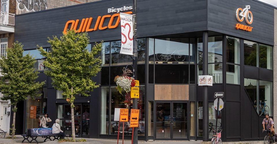 Bicycles Quilicot devient le plus grand magasin de vélo à Montréal